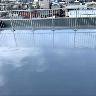 名古屋市 西区 ベランダ防水